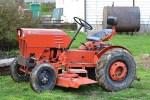 Garden Tractor Deck