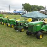 """Weekend of Freedom"" Celebrating 50 Years Of John Deere The Lawn Tractor 84"