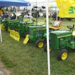 """Weekend of Freedom"" Celebrating 50 Years Of John Deere The Lawn Tractor 72"