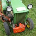 """Weekend of Freedom"" Celebrating 50 Years Of John Deere The Lawn Tractor 67"