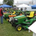 """Weekend of Freedom"" Celebrating 50 Years Of John Deere The Lawn Tractor 60"