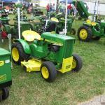 """Weekend of Freedom"" Celebrating 50 Years Of John Deere The Lawn Tractor 58"