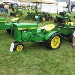"""Weekend of Freedom"" Celebrating 50 Years Of John Deere The Lawn Tractor 57"