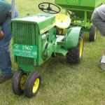 """Weekend of Freedom"" Celebrating 50 Years Of John Deere The Lawn Tractor 82"