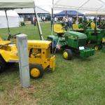 """Weekend of Freedom"" Celebrating 50 Years Of John Deere The Lawn Tractor 47"