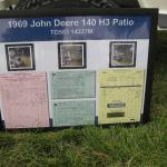"""Weekend of Freedom"" Celebrating 50 Years Of John Deere The Lawn Tractor 45"