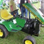 """Weekend of Freedom"" Celebrating 50 Years Of John Deere The Lawn Tractor 37"