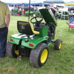 """Weekend of Freedom"" Celebrating 50 Years Of John Deere The Lawn Tractor 36"