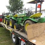 """Weekend of Freedom"" Celebrating 50 Years Of John Deere The Lawn Tractor 32"