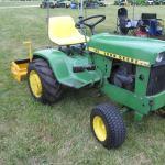 """Weekend of Freedom"" Celebrating 50 Years Of John Deere The Lawn Tractor 10"
