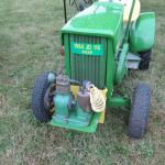 """Weekend of Freedom"" Celebrating 50 Years Of John Deere The Lawn Tractor 3"