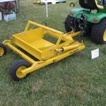 """Weekend of Freedom"" Celebrating 50 Years Of John Deere The Lawn Tractor 1"