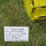 """Weekend of Freedom"" Celebrating 50 Years Of John Deere The Lawn Tractor 85"