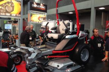 Updates From The GIE-EXPO - The Largest Lawn & Garden Equipment Show! #GIEEXPO 1