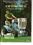 1969 sears hyro-trac 12