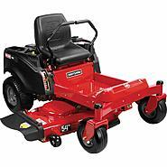2014 Craftsman 54 Inch Model 20415 Zero Turn Riding Mower Review 12
