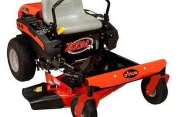 2014 Ariens Zoom 34 in. 14.5 HP, EZT, Zero-Turn Riding Mower Review 1