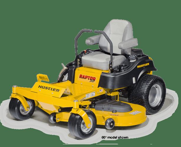 Hustler Raptor 52 in  Zero-Turn Mower Review - Home Depot
