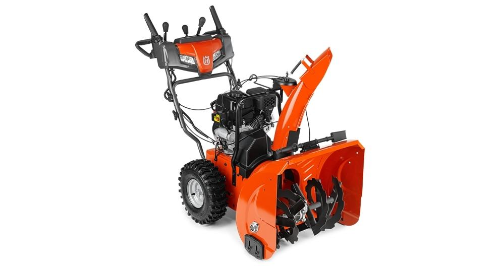 New St224 24 Inch Husqvarna Snow Blower A Detailed Look