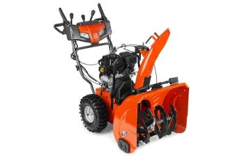New ST224 24 inch Husqvarna Snow Blower - A Detailed Look 1