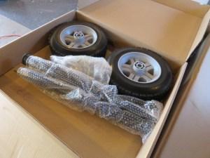 Raven GEN6500E Parts Box