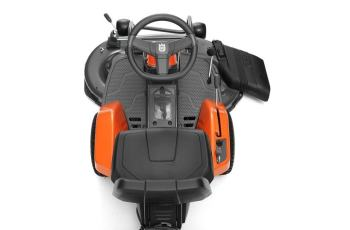 Husqvarna R 120S Review - A Better Zero Turn - At a Better Price 14