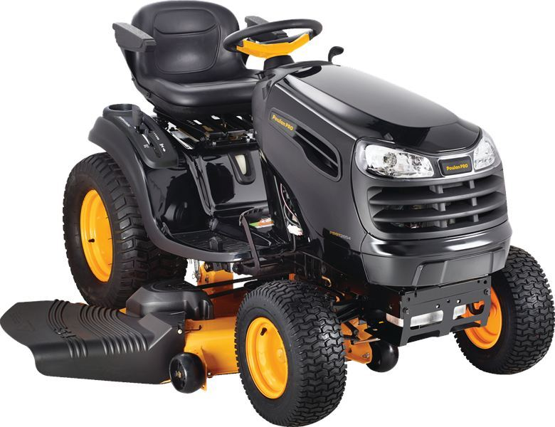 2015 Poulan Pro Lawn Tractors |My Review - TodaysMower com