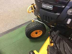 Craftsman Pro Series Steering