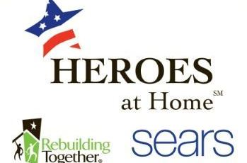 Sears assist military families with Heroes at Home 14