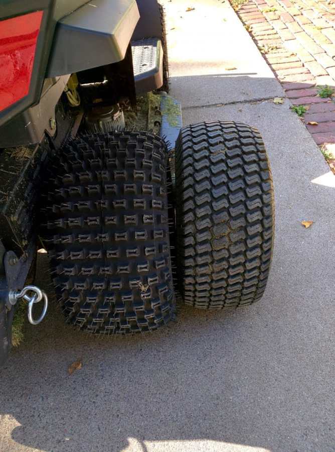 Traction Tires for Raven MPV-7100