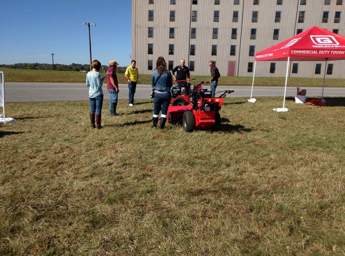 117 Pictures Of What I saw at the 2015 GIE-EXPO For Todays Mower and ...