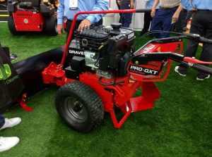 Gravely PRO-QXT 2 Wheel Tractor