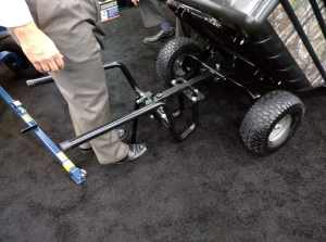 OxCarts new walk-behind attachment prototype