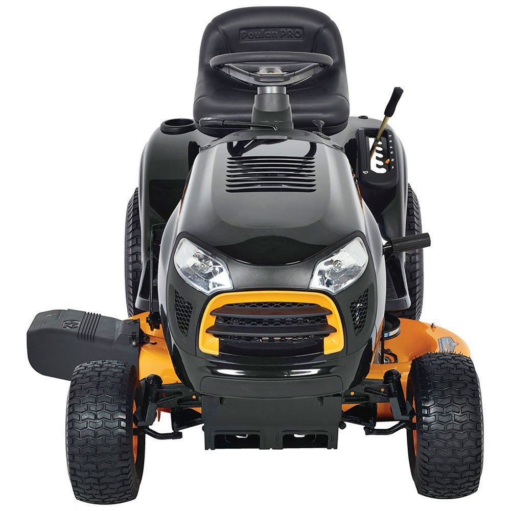 Poulan Lawn Tractors : The poulan pro lawn tractors at amazon are best