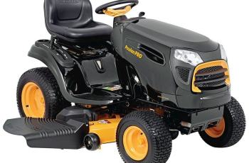 The 2016 Poulan Pro Lawn Tractors at Amazon are the best deal you can get for 2016. 12