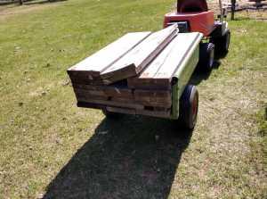 250 lbs load