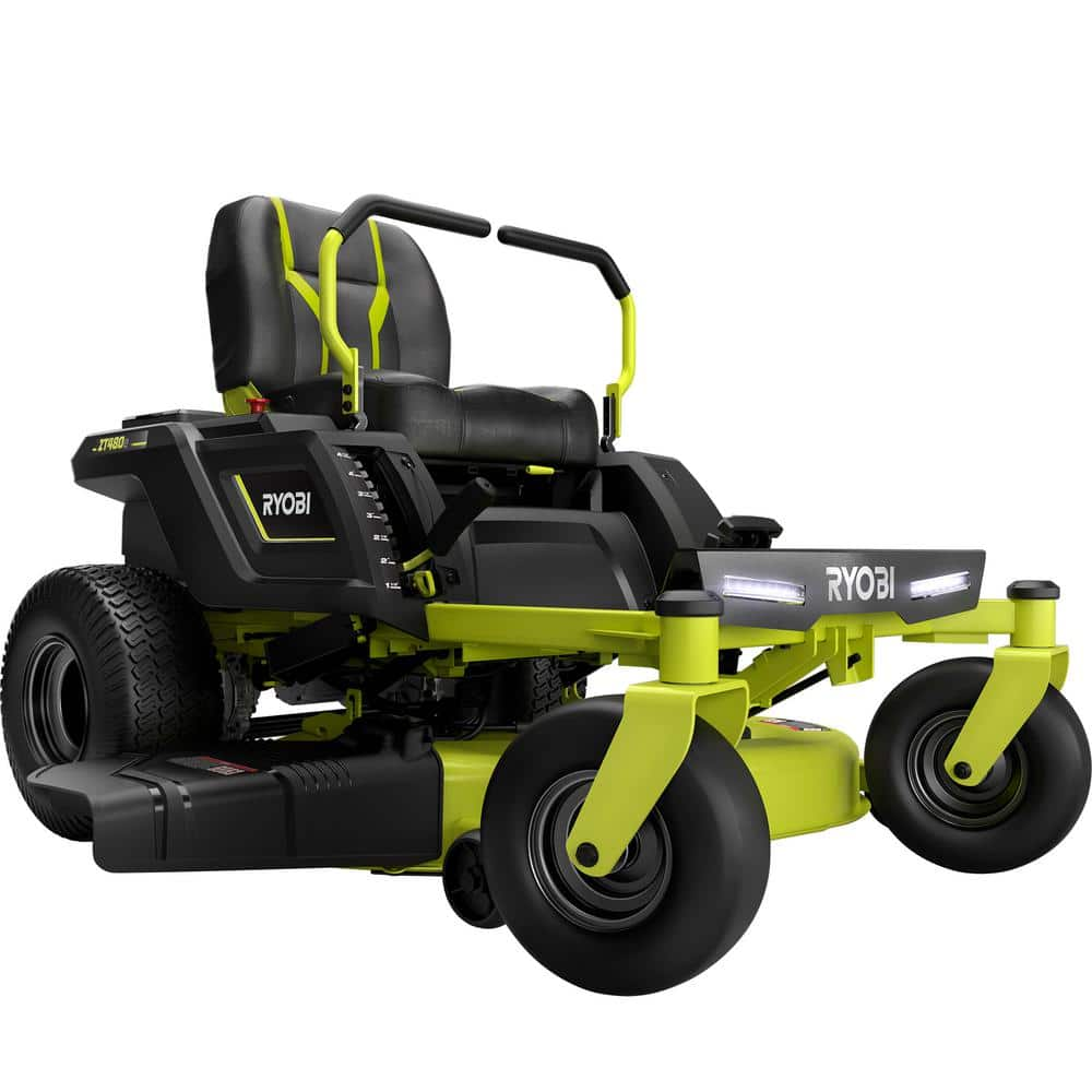 Going Green - 2019 Electric Riding Mowers - TodaysMower.com on