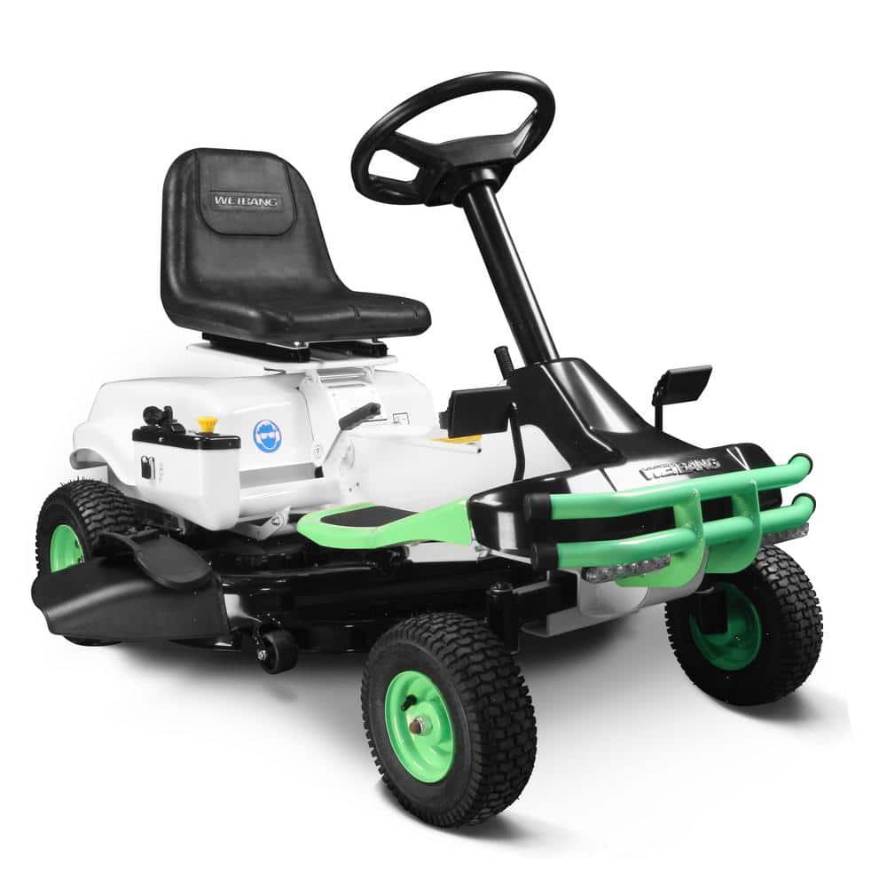 Going Green 2019 Electric Riding Mowers Todaysmower Com