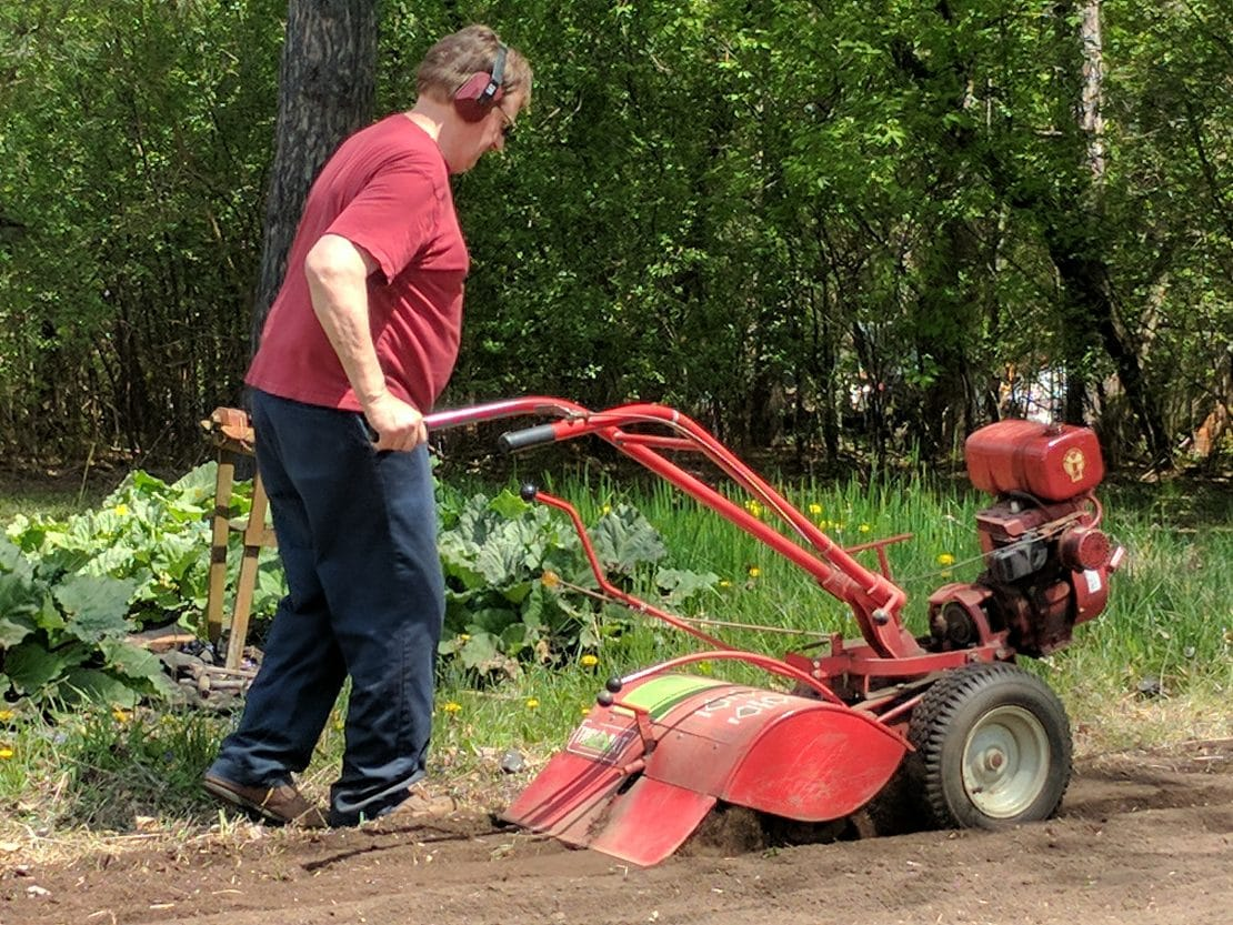 Did You Know Troy Bilt Still Makes The Rototiller That Made Them