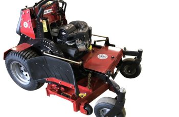 Stand-On Mowers - Is one right for you? 28