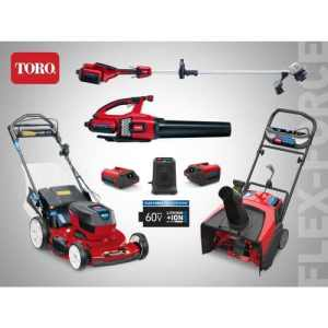 The Toro Mower You Have Been Waiting For - Introducing the Toro 22 inch 60 Volt Flex-Force Personal Pace Mowing System 4