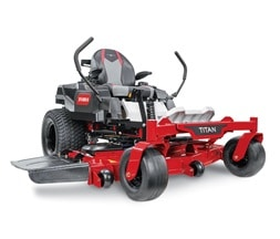 myride-toro-titan zero turn mower