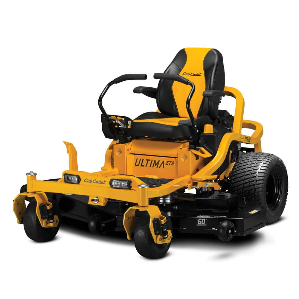 Affordable Cub Cadet Zt1 Zt2 Zt3 Residential Zero Turn Mowers Lead The Pack For 2020 Todaysmower Com