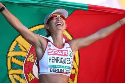 Inês Henriques: World Champion and World record holder in 50km walk event tells her success story