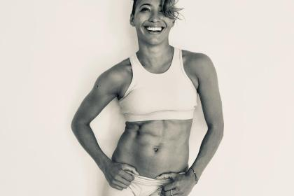 Karen Hauer: Venezuelan professional Latin dancer and World Mambo Champion talks about her workout, diet and her success story