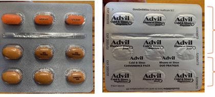 Advil Cold and Sinus Recall: Here's What You Need to Know