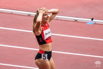 Ajla Del Ponte: Swiss Sprinter, European Indoor Champion 2021 in 60 m Talks About Her Workout, Diet, Beauty Secrets and Her Success Story