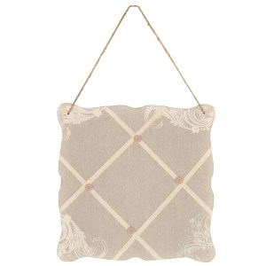 Home Office Collection French Memo Board