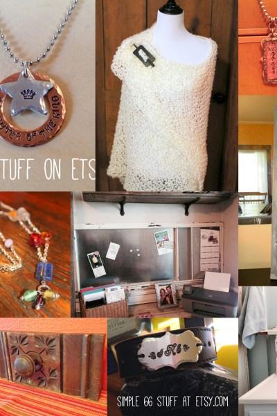 Etsy Seller Spotlight: Simple 66 Stuff