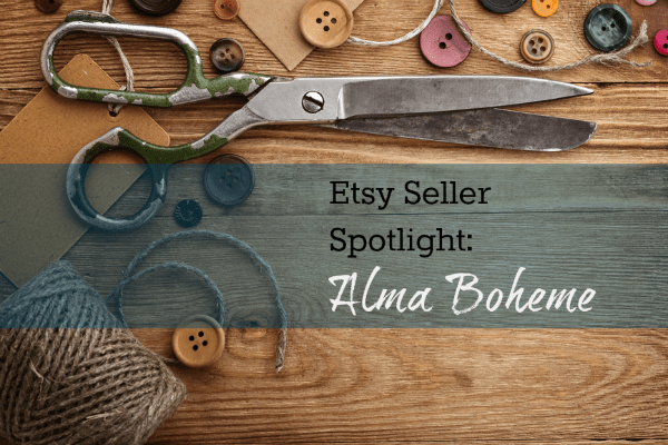 Etsy seller spotlight: Alma Boheme